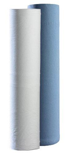 Progena - Rotoli di carta per lettini da medico, 50 cm x 40 m, confezione da 9