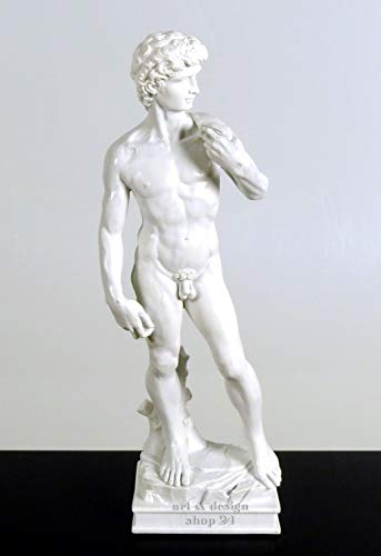 David MICHELANGELO Skulptur Parastone Museumsedition MIC04