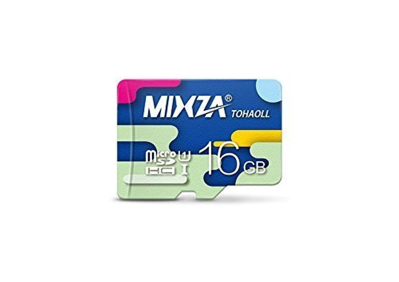 追加有名悲惨プロフェッショナル16GB MicroSDHC認定 Oppo Realme 2 Pro用 MIXZAはPro-Speed、耐熱性、耐寒性に優れ、一生涯使用できるように作られています。 (UHS-I/3.0/80MB/s)