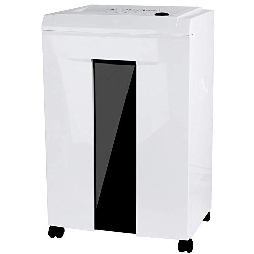 Great Price! Cajolg Paper Shredder,Level 4 confidentiality Effect 20L Large Capacity 40 Minutes Cont...