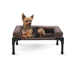 K&H Manufacturing Original Bolster Pet Cot