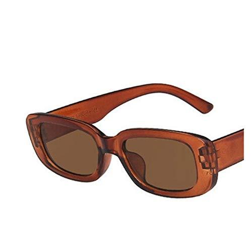 Lucky DuDu Gafas de Pesca Hombres Mujeres Gafas Equitación Gafas de Sol Outdoor Deporte Ejecula Pesca Accesorios Camping Conducción Clip Eyewear (Color : Brown Tea)