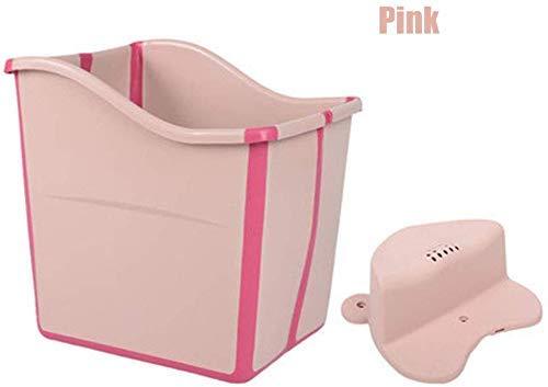 Sauna en Plastique épais surdimensionné de Baignoire pour bébé Portable épaissi avec Douche