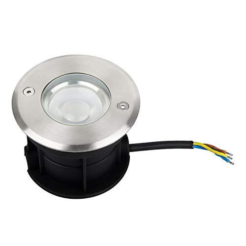 LIGHTEU®, Milight Miboxer 5W RGB + CCT U-LED-Leuchte (untergeordnete Lampe) DC24V IP68 wasserdicht, muss mit U-Einbaustrahlern SYS-T1 oder SYSPT1 (separat erhältlich) zusammenarbeiten, SYS-RD1