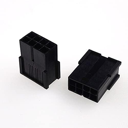 LKK-KK 5 PCS 4.2 mm GPU 8 Pin Hombres Hombre Femenino Chear CHEADOR DE LA Tarjeta DE LA Tarjeta DE LA Tarjeta DE LA Tarjeta DE LA Tarjeta PCI Express PCI-E PCIE (Color : Female 8 Pin)