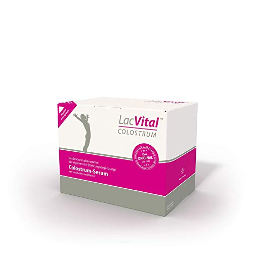 COLOSTRUM Lac Vital Colostrum Serum, 6X125 ml