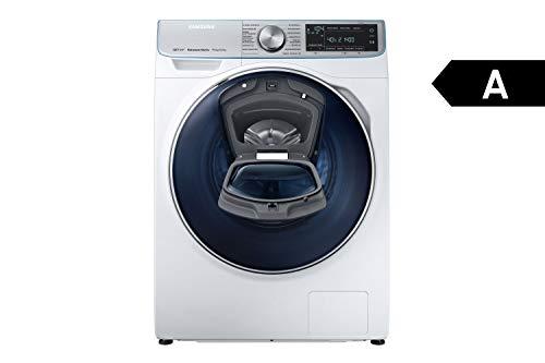 Samsung WD7800 WD91N740NOA/EG QuickDrive Waschtrockner / 1400 U/min / 9 kg / 4 kg Waschen und Trocknen in NUR 3 Stunden / AddWash / Amazon Dash Replenishment fähig