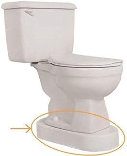 "Toilevator Toilet Riser, 11-1/2""W x 23""L x 3-1/2""H, 500-lb Capacity"