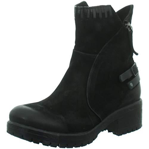 Lazamani Damen Stiefeletten schwarz 601357