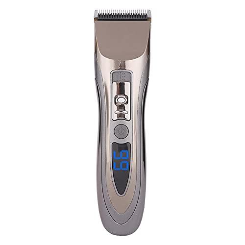Máquina recortadora de barba, Corte de afeitadora eléctrica para niños para niños para niños para niños Corte de pelo de corte de cabello