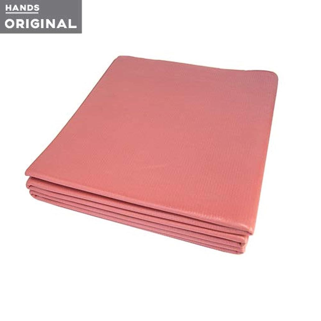 フェードエアコン印象派東急ハンズオリジナル たためるヨガマット ピンク