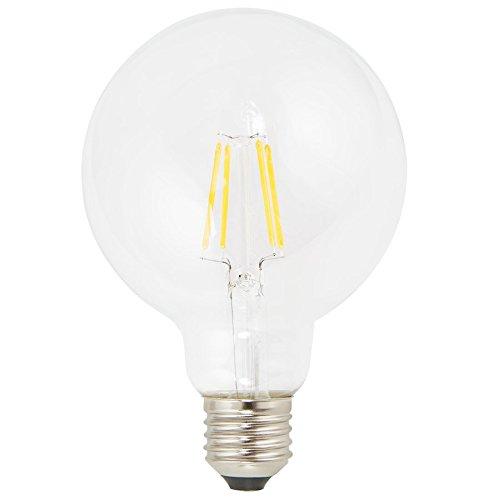 Alterego - Ampoule décorative vintage 'BUBUL LED SMALL' à filament led