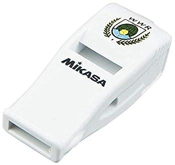 Mikasa Beatmaster W Wwr Professional Whistle with Lanyard White