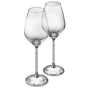 Swarovski Crystalline Rotweinglaeser (2er-Set) Red Wine Glasses 1095948