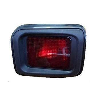 Pare-chocs arrière Tail Light Lampe de brouillard pour Pajero/Montero IO Shogun Pinin H6 _ W H7 _ W