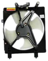 condenser cooling fan civic - 2