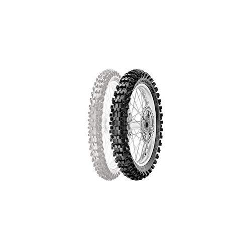 Pirelli Scorpion MX32 Mid Hard Rear Tire (120/80-19) Compatible with 02-21 Honda CRF450R