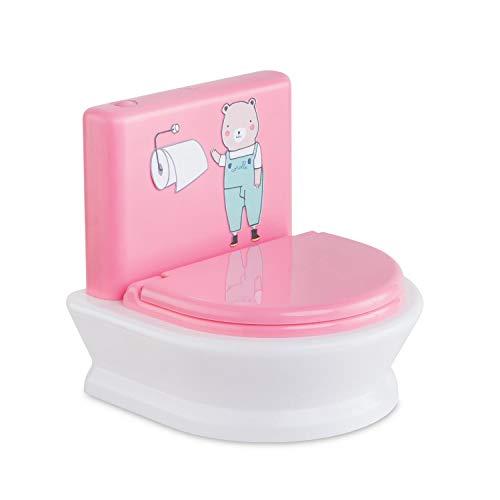 Corolle - 140480 - Toilettes interactives pour poupon de 30/36 cm