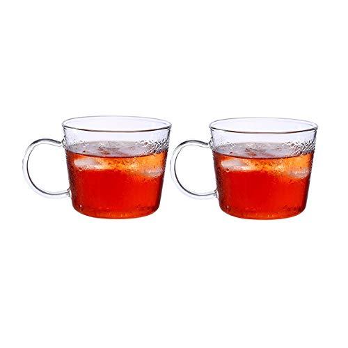 Amody Saftgläser, Wassergläser Trinkgläser Transparent Saftgläser 200ml Perfekt für Zuhause, Restaurants und Partys