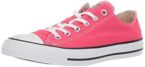 Converse Unisex Chuck Taylor All Star 2019 Seasonal Low Top Sneaker Strawberry Jam 6.5 M US