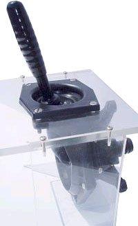 Handmembranpumpe SD 60 - für Unterdeck montage - max. 80 l/min