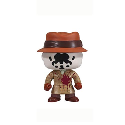 Funko POP Movie - Watchman Rorschach (with blood)#24 Vinyl 3.75inch Figure Movie Derivatives GIFT