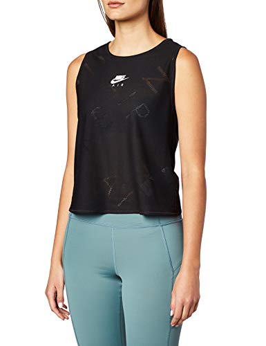 NIKE Women's W NK Tank Air Top - Camiseta para Mujer, Color...