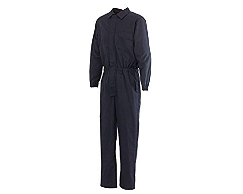 Honeywell Safety 1415134-S Multisafe Comfort Coverall, 165 Blue S