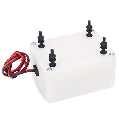 Inflador eléctrico ultra silencioso de 4 W 6‑8L / min DC ZYA680...