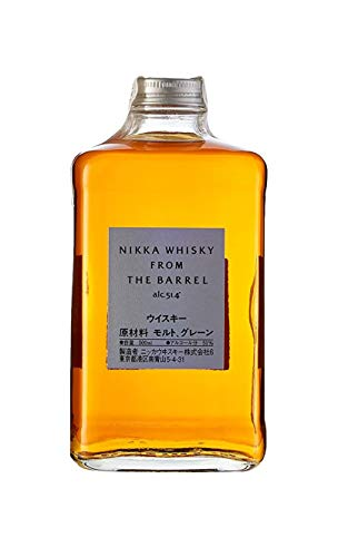 Nikka - Whisky Japonés From The Barrel, 50 cl