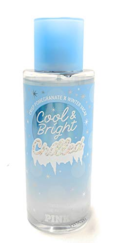 Victoria's Secret Pink Cool & Bright Chilled Scented Mist 2019 Edition