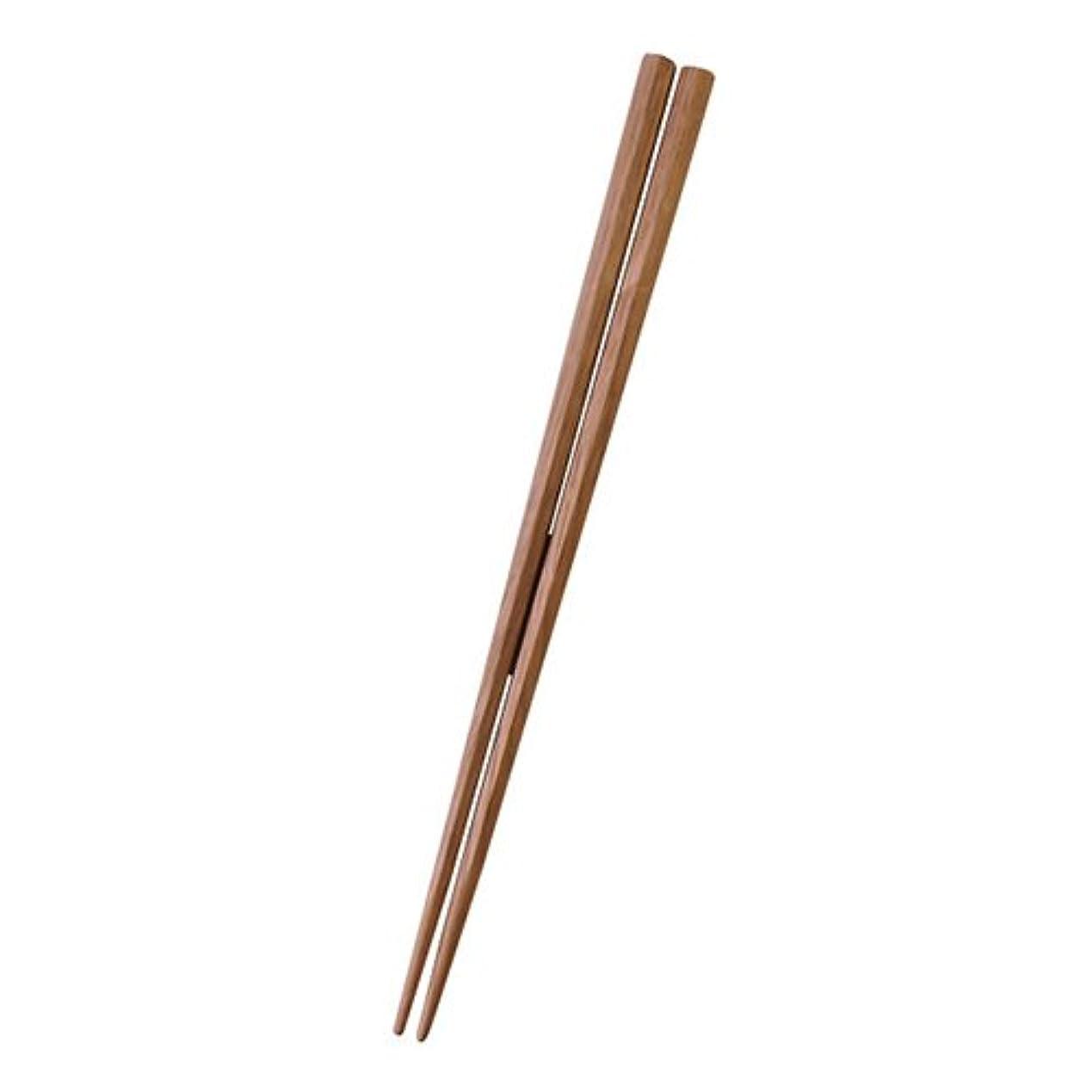 戦術令状水分食洗機対応 無垢の良木「櫤」 七角箸L S16-13-5s