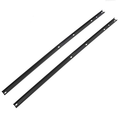 ECOTRIC Factory Style Aluminum Roof Rack Cross Bars & Side Rail Compatible with 2009-2017 Chevy Chevrolet Traverse (Side Rails)