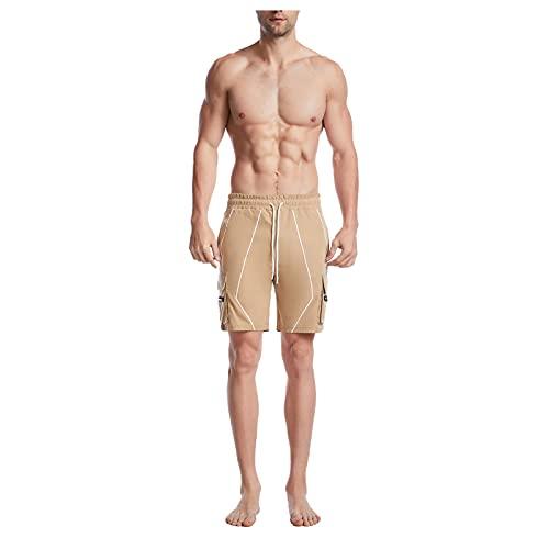 CXDS Bodybuilding Hose Leggings Damen Push Up Po Hosen Damen Kurz Yoga-Hose Jogginghose Leggings Hochschieben Sport Frauen Body Leggings Anti-Cellulite Rennrad Hose Slim Fit Leggins Kurz