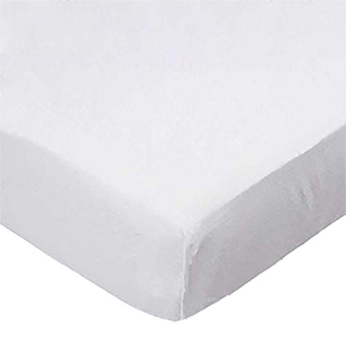 For Sale! SheetWorld Fitted 100% Cotton Jersey Pack N Play Sheet Fits Graco Square Playard 36 x 36, ...