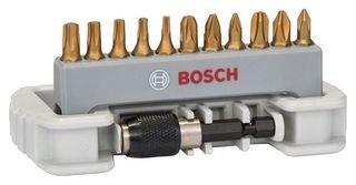 Bosch Professional 11+1tlg. Schrauberbit-Set
