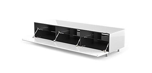 Just Racks Spectral JRL1652S-SNG TV-Möbel Weiß