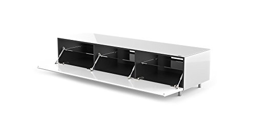 Just Racks Spectral JRL1652S-SNG TV-Möbel Weiß