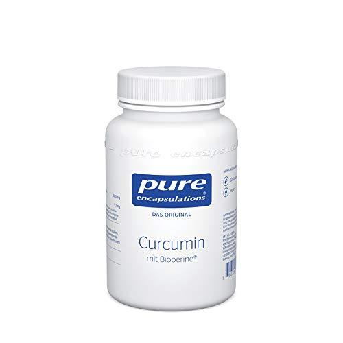 Pure Encapsulations - Curcumin mit Bioperine - Kurkumaextrakt Mit Optimierter Bioverfügbarkeit - 60 Veg. Kapseln