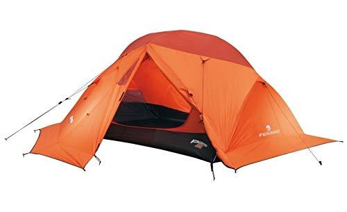 Zelt Pumori 2 Personen orange 210 x 190 x 105 cm