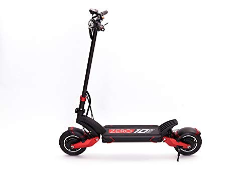 good Zero 10x (60V 21Ah) Scooter eléctrico 10 Veces, Rango de 60-80km...