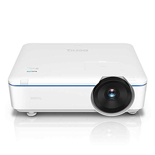 Benq LU950 video - Proyector (5000 lúmenes ANSI, DLP, WUXGA (1920x1200), 100000:1, 16:10, 762 - 7620 mm (30 - 300