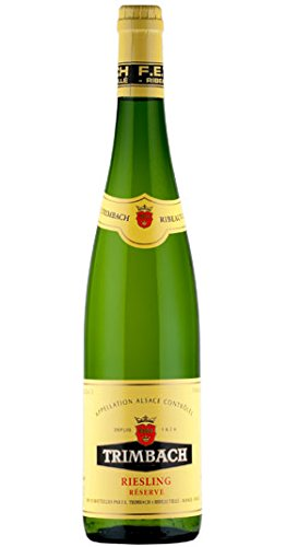 Riesling Reserve, Trimbach, 75cl. Alsace/Francia. Riesling. Vino Blanco.