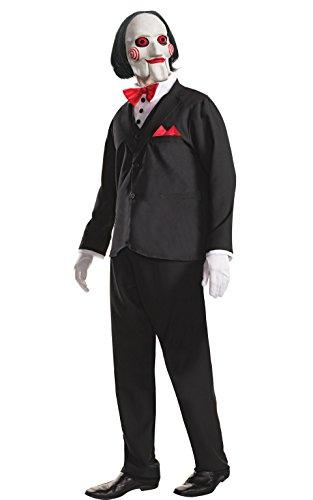 Rubie' s ufficiale adulti seghetto travestimento horror Movie Puppet Billy uomo costume di Halloween