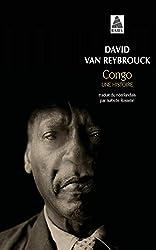 livre Congo, une Histoire