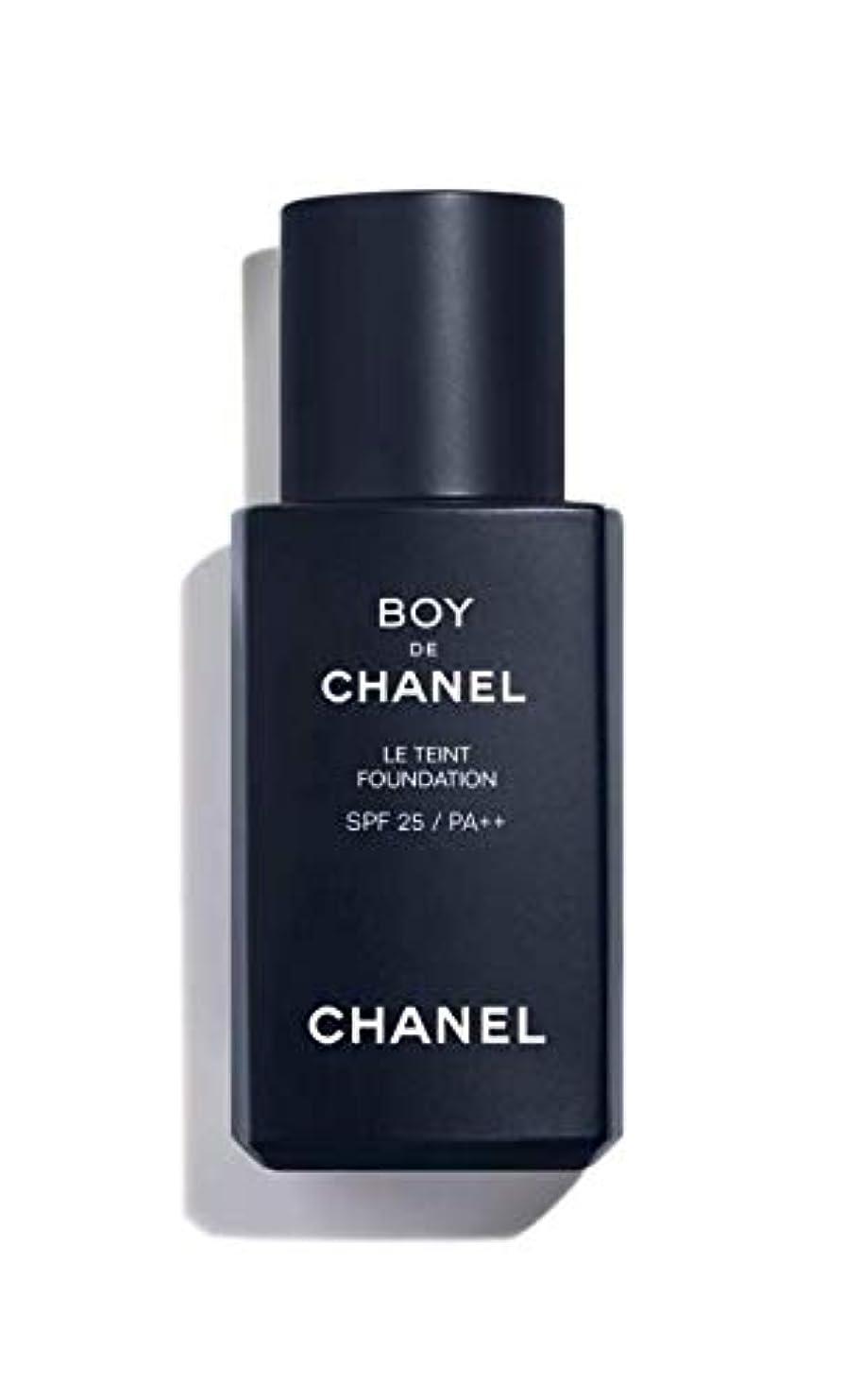 シャネル CHANEL ボーイ ドゥ シャネル ファンデーション N°60 【ライト ディープ】 SPF 25/PA++ 30ml BOY DE CHANEL メンズ メイク コスメ