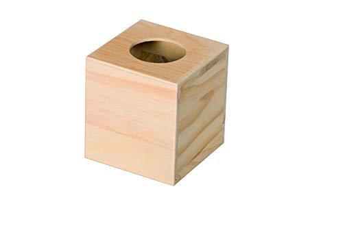 Artemio 14001159 boîte à Mouchoir, Marron