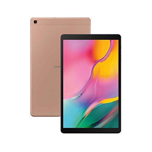 Samsung Galaxy Tab A 10.1-Inch 32 GB Wi-Fi - Gold (UK Version)