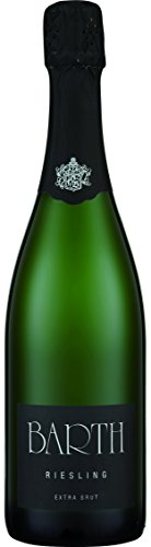 Wein- und Sektgut Barth Riesling Extra Brut Rheingau Sekt b. A. (1 x 0.75l)