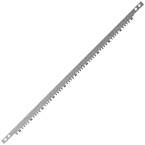 Sägeblatt für Bügelsäge (610 mm) Gartensäge Brennholz Grobschnitt